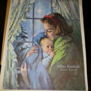 Miles Kimball Holiday Catalog Covers, Fall 1966